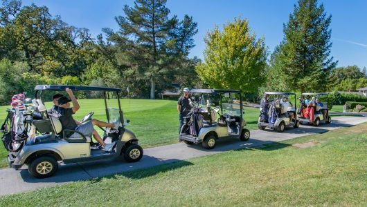 golfers email list